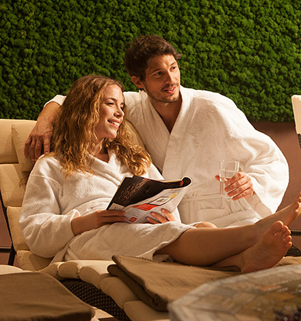 Wellness Gutschein Westfalen-Therme