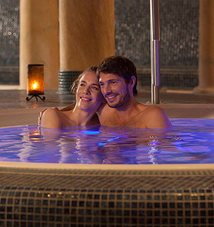Enstspannung und Wellness in der Westfalen-Therme