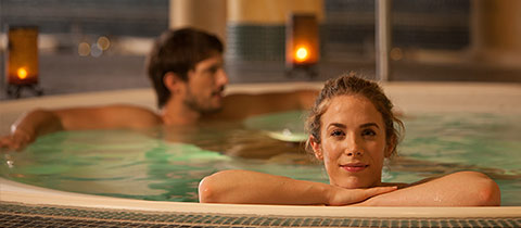Westfalen-Therme Sauna Wellness