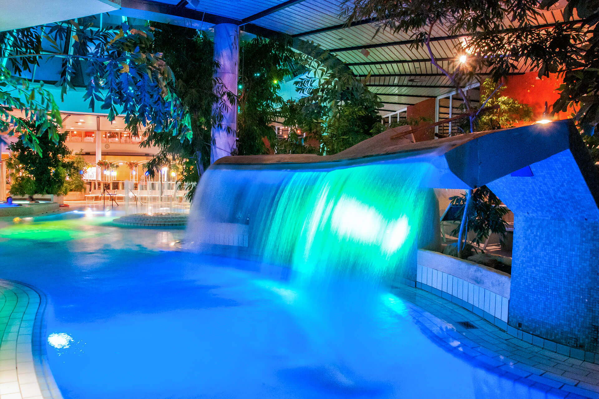 Wellness Mit Therme Hotel