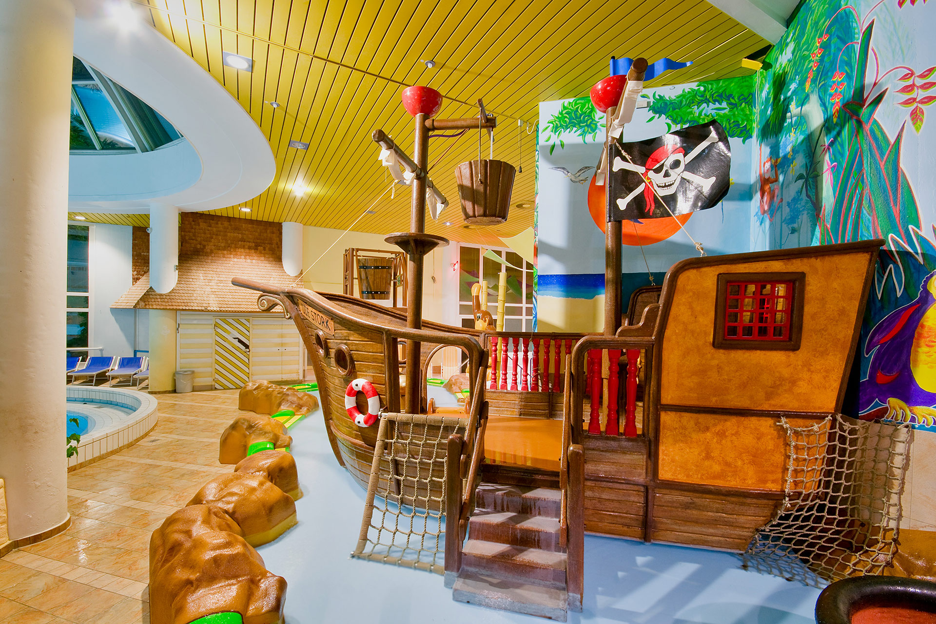 Kinderparadies in der Westfalen-Therme