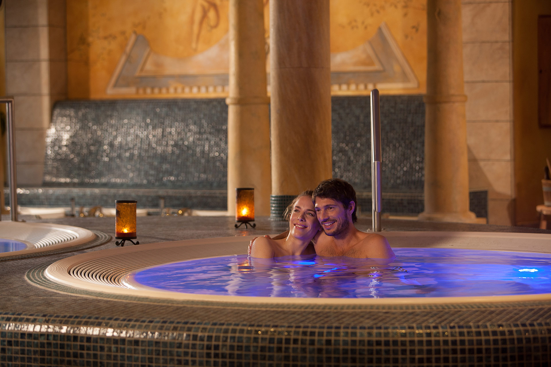 Wellness- & Saunaparadies in der Westfalen-Therme