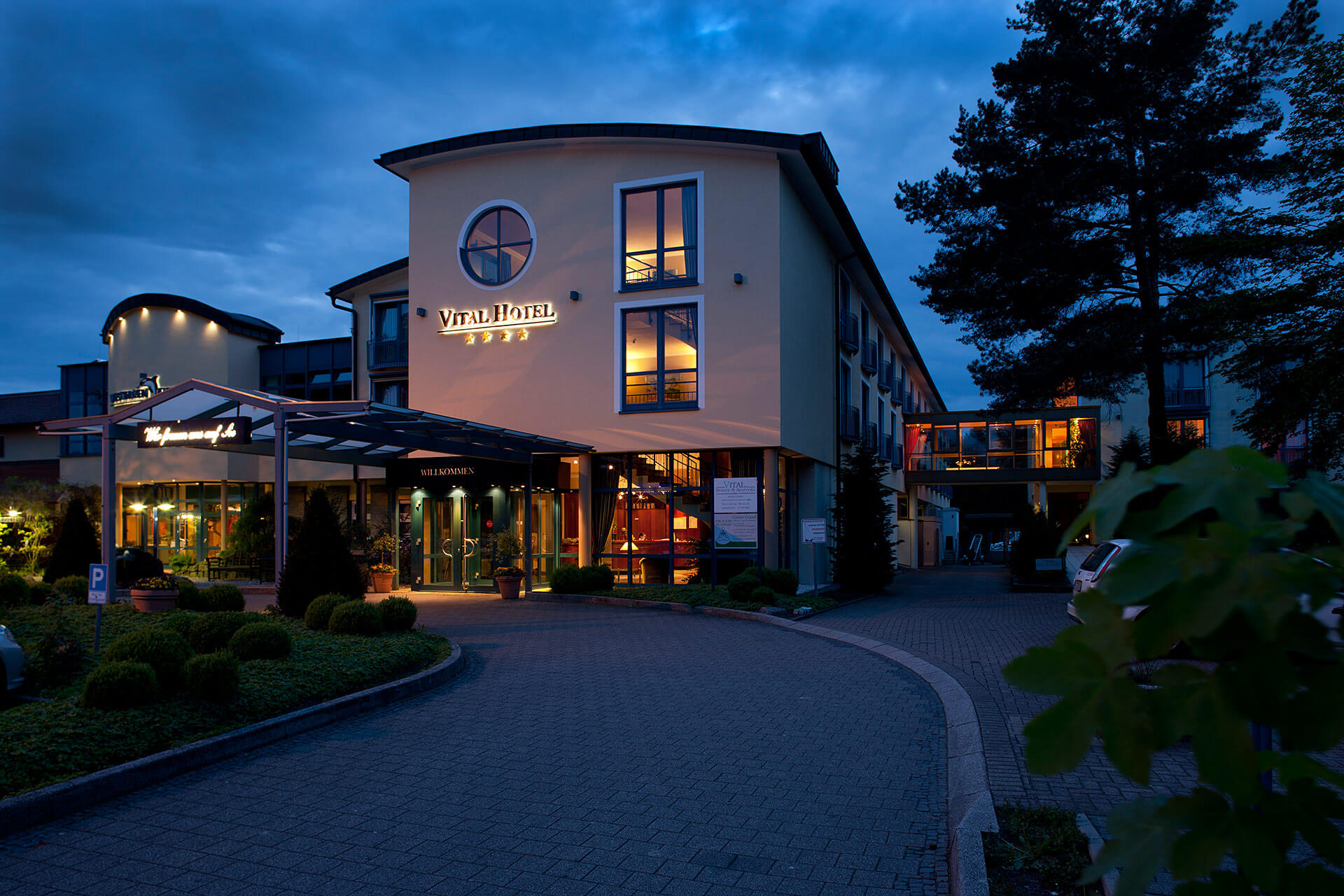 Wellness Hotel in Bad Driburg Westfalen-Therme